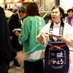 10月 東京池袋・宮城ふるさとプラザ 試食販売会